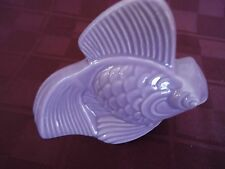 "FIESTA LILAC FISH ""MAVERICK MENAGERIE"" ~ NICE GIFT - NEW STOCK"