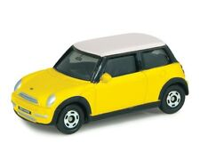 Tomy 1:57 TOMICA Yellow Mini Cooper *DIECSAT CAR*