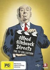 Alfred Hitchcock Directs - The TV Collection NEW R4 DVD
