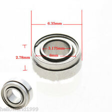 1Pc Dental Ceramic Bearing Ball for KAVO High Speed handpiece 3.175*6.35*2.78*6