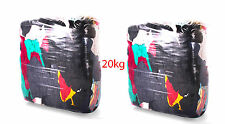 20Kg Cleaning Rags Bag Mechanic Garage Kitchen Workshop Duster Wipes Rag Cloths
