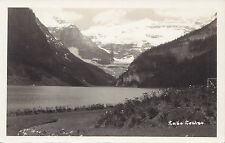 Lake Louise BANFF Alberta Canada 1929-49 Real Photo Postcard