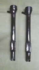 Ford GPW,Willys MB & M38s jeep oil dip stick /funnel type tube.Cared & repainted