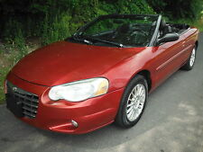 Chrysler: Sebring Convertible