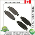 PREMIUM REAR CERAMIC BRAKE PADS CADILLAC CTS JL9 BRAKE 2006 2007 D922