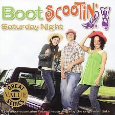 FREE US SHIP. on ANY 2 CDs! NEW CD Various Artists: Boot Scootin: Saturday Night
