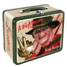 Nightmare on Elm Street FREDDY KRUEGER Metal Lunch Box Tin Tote Brand New