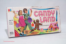 Candy Land Board Game Milton Bradley 1978 COMPLETE