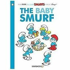 The Smurfs #14: The Baby Smurf (The Smurfs Graphic Novels)-ExLibrary