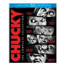 HICKS,CATHERINE-Chucky: The Complete Collection  Blu-Ray NEUF