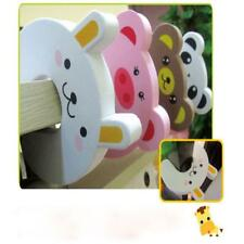 New Cupboard Child Bendy Door Drawers Protector Safety Lock Cartoon