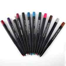 12 Colors Waterproof Lip liner Eye Shadow Eyeliner Pencil Pen Makeup Sets