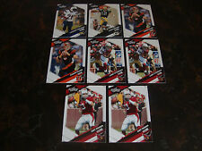 2009 Score Football---Glossy---Lot Of 8---Dupes---Stars Only---See List