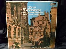 G. Puccini - La Boheme / Tebaldi/Serafin    2 LP-Box