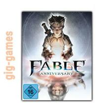 Fable Anniversary PC spiel Steam Download Digital Link DE/EU/USA Key Code Gift