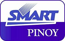 SMART PINOY SIM Card 09391189390 +PhP115 OFW Dual Cut Micro Philippines Roaming