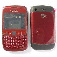 Blackberry 8520 Curve Complete Housing - RED