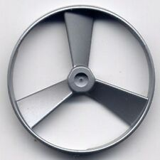 LEGO - Bionicle Rhotuka Spinner, Solid Color - Flat Silver