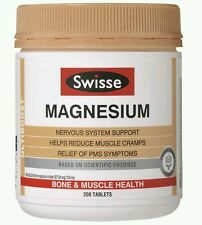 Swisse Ultiboost Magnesium 200 Tablets-OzHealthExperts