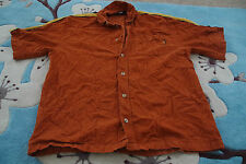 VINTAGE 1990S ANIMAL LONG SLEEVE SHIRT XL SIZE.