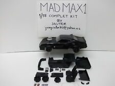 1/18 MAD MAX COMPLETE KIT TRANSFORMATION UPGRADE AND MILLENIUN VERSION AUTOART
