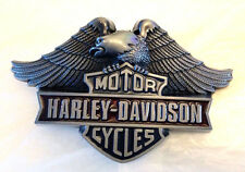 Harley Davidson American Eagle biker boucle de ceinture-motocycles-solid built-chopper