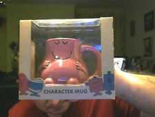 MR GREEDY CHARACTER MUG MR MEN HARGREAVES GREAT GIFT FREE UK POST