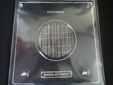 "Kraftwerk ""Radio-Activity"" Original LP (ST-11457) 80's pressing w/purple labels."