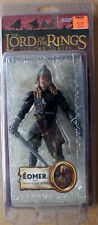 LORD OF THE RINGS THE TWO TOWERS LOTR EOMER W/SWORD ATTACK ACTION & CASE   MOC