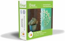 CRICUT *DIMENSIONAL PARER ART* CRAFT CARTRIDGE *NEW* CARDS ENVELOPES PATTERNS