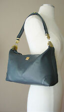 VINTAGE AUTHENTIC GIVENCHY PARIS LEATHER HOBO PURSE SHOULDER HANDBAG