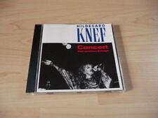 CD Hildegard Knef - Concert - Ihre größten Erfolge - 1986 Hamburg