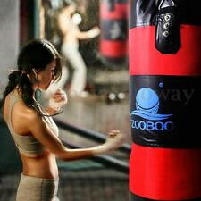 MUAY THAI MMA BOXING HEAVY PUNCHING BAG KARATE WITH CHAINS TRAINING KICKBOXING