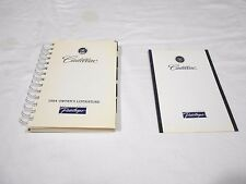1994 CADILLAC SEVILLE OWNER MANUAL & CADILLAC OWNER PRIVILEGES BROCHURE 2 PCS,,,