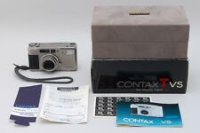【Exc+++++ in Box】Contax TVS 35mm Point & Shoot Film Camera from Japan 231