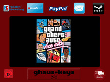 Grand Theft Auto Vice City Steam Key Pc Game Download Code Neu Blitzversand