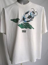"""I am Soccer """"Give Me The Boot"""" White T-Shirt Adult XL / Extra Large"""