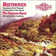 """NEW - Symphony 6 """" Pastoral """" / Consecration of House by Beethoven"""