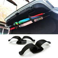 Car Trunk Cargo Dual Umbrella Holder Hanger 2Pcs For PORSCHE - Cayman