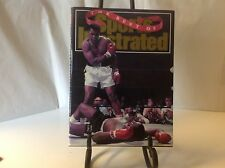 The Best of Sports Illustrated Boxing Football Baseball Basketball 4 Decade Book
