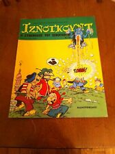 IZNOTKOVNT Unknown Foreign Adult Comic Book MAMOYOKOMIE Adolph Hitler Weird 1992