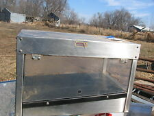 MARSHALL AIR SYSTEM KKS Holding Chute  LIGHTED PASS-THRU FOOD WARMER
