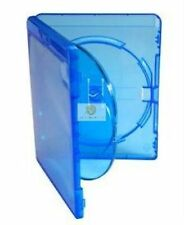 1 Blu ray 3 Way Case 14mm Spine for Holding 3 Disk New Replacement Amaray Cover