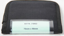Lee Filters 75x90mm RF75/Sev5n/Seven5 0.75ND Neutral Density (ND) Resin Filter