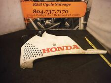1994 94 93 95 Honda CBR900RR CBR900 CBR 900RR Left Lower Belly Fairing Cover