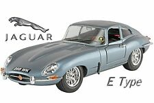 "1:18 Diecast Jaguar ""E Type"" Coupe (1961) by Burago. Collectable Scale model NEW"