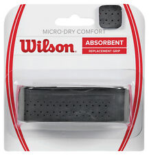 Wilson Micro-Dry Comfort Tennis Racquet Racket Replacement Grip
