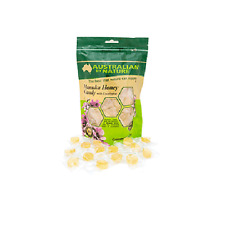 New Australian by Nature - Manuka Honey and Eucalyptus Candy x30