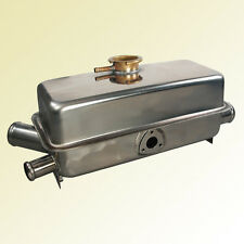 Jaguar E-Type Series I 4.2L Stainless Radiator Header Expansion Tank CO-24570SS