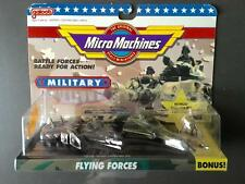 Micro Machines Flying Forces Collection No.2 Military 7000 F-15 Eagle+F-117A+B-1